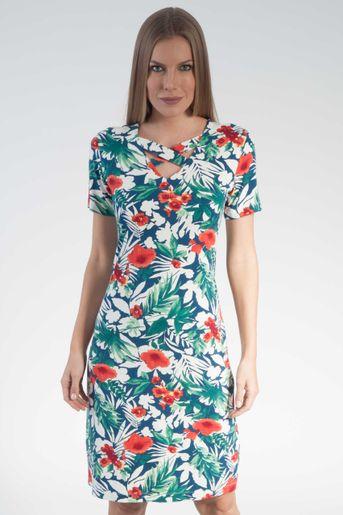 vestido-isadora-manga-curta-floral-frente