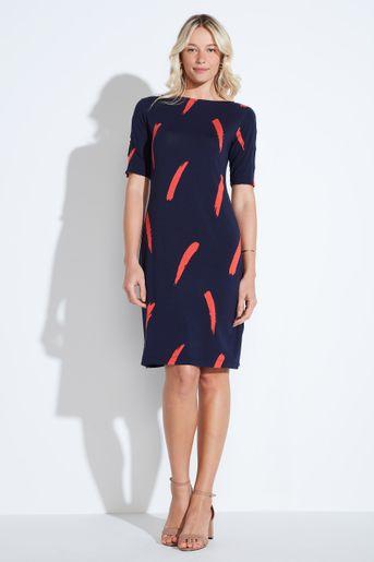 96ac9a94cd4c Vestidos Estampados Stroke - Perfeitos para o Verão 2018